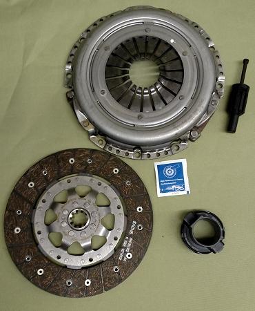 Sachs Clutch Kit Bmw 525 E39 I 2001 03 2 5l